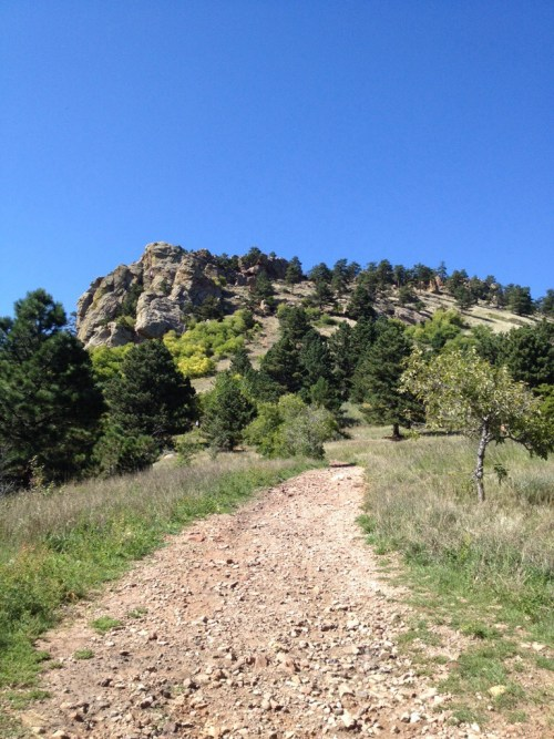 Mount Sanitas Trail Head