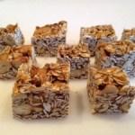 Gluten-Free Oatmeal Cashew Brittle