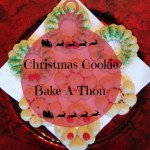 The Fifteenth Annual Christmas Cookie Bake-A-Thon