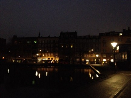 Running In Copenhagen