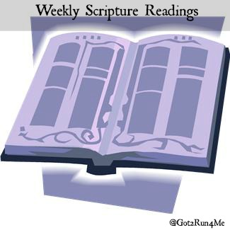 Weekly Scripture Readings