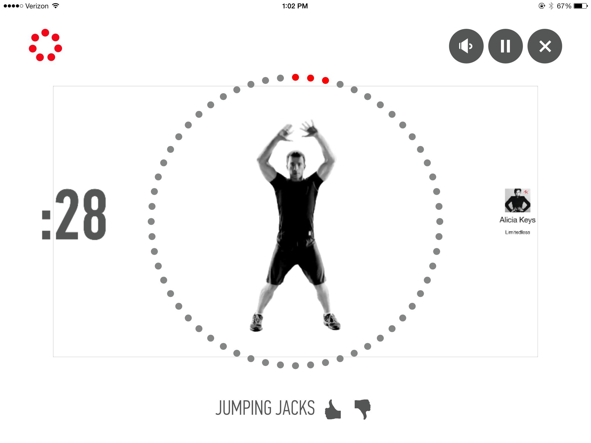 A New 7 Minute Workout App : Got2Run4MeRunning With