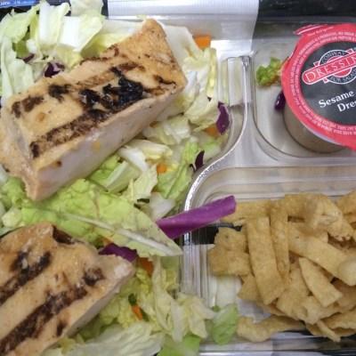 United Asian Chicken Salad