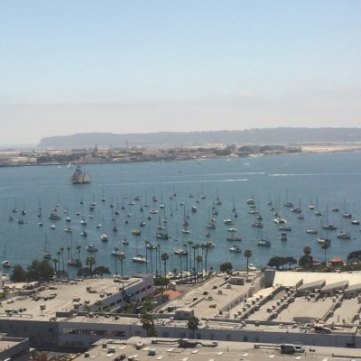 San Diego Landing