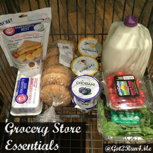 grocery store staples