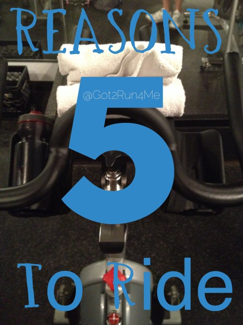 5 Reasons To Ride Revolve Indoor Cycling
