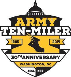 30th Army Ten Miler
