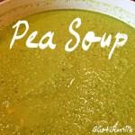 Spring Pea Soup Recipe