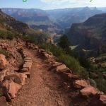 Grand Canyon Hiking At The South Rim