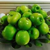 Apples - $1