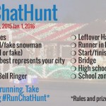 Get Outside With The 2015 RunChatHunt