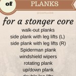 Ten Minutes To A Stronger Core