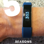 Fitness Tracker Favorites — My Fitbit Alta Review