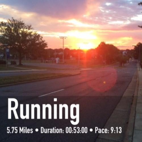 September 4 run