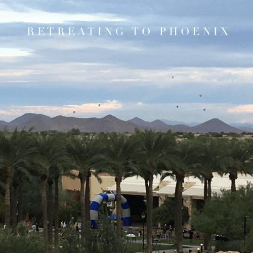 Retreating To Phoenix