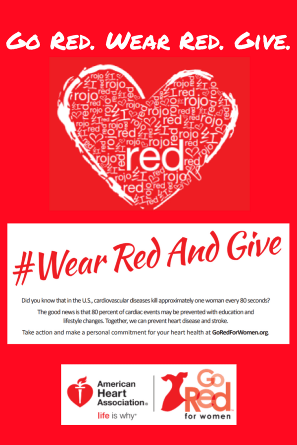Five Whys To Go Red For Women Got2run4merunning With