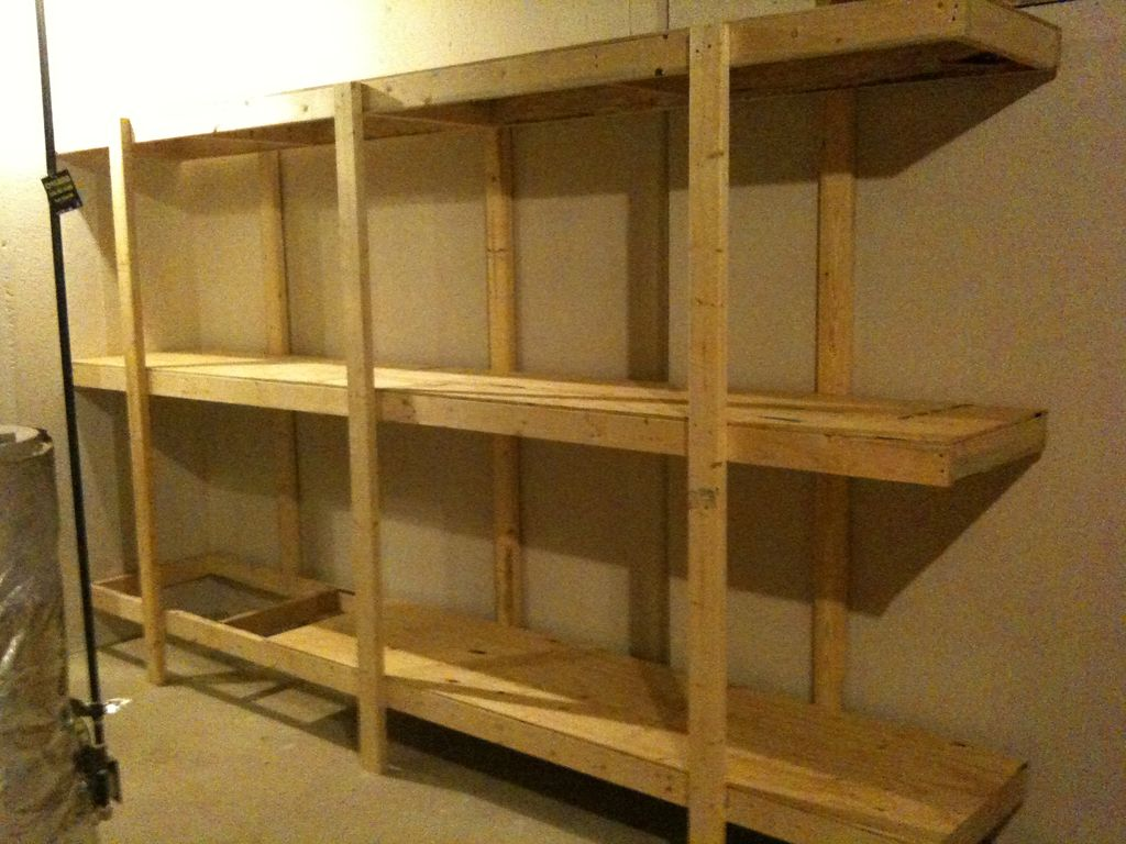 shelf assembled handyman Got a Hand