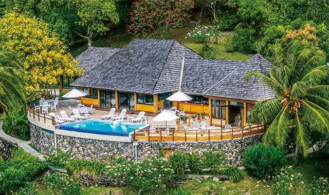 Nuku Hiva Keikahanui Pearl Lodge Tahiti Vacations