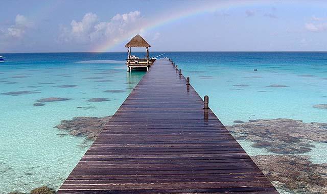 White Sand Beach Resort Fakarava Tahiti Vacations Bora