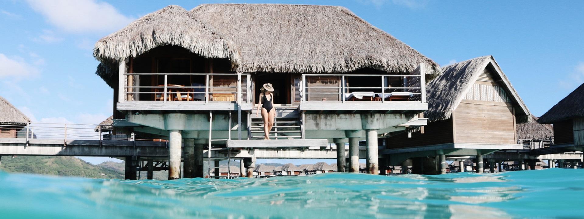 7 Night Bora Bora Vacation Featuring The Four Seasons Resort