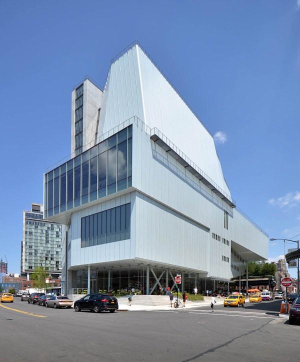 Whitney Museum Of American Art Renzo Piano