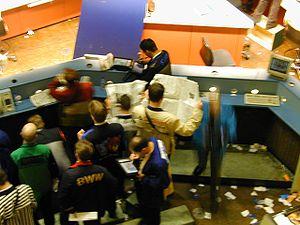 Market makers on Amsterdam Stock Exchange