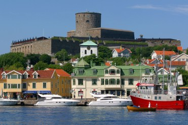 Marstrand - Center of Swedish sailing
