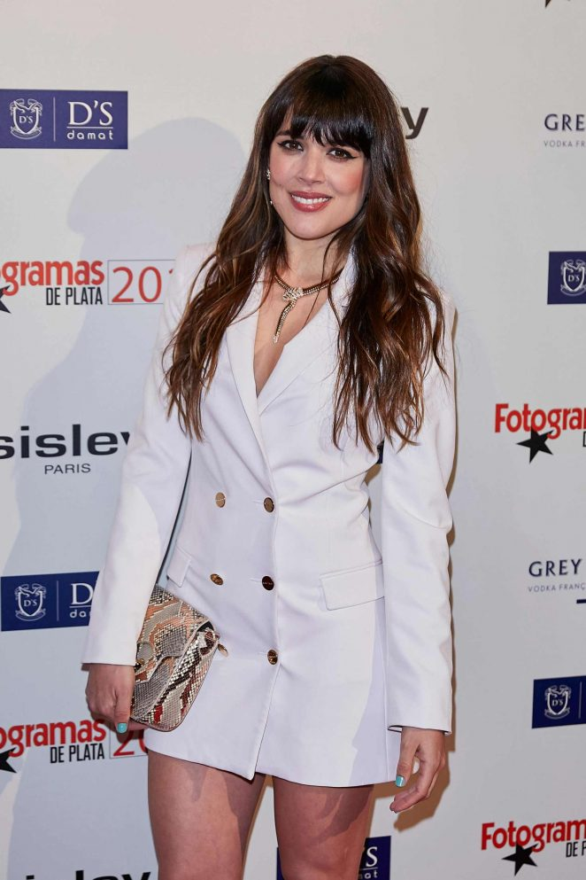 Adriana Ugarte – 2018 Fotogramas Awards in Madrid GotCeleb