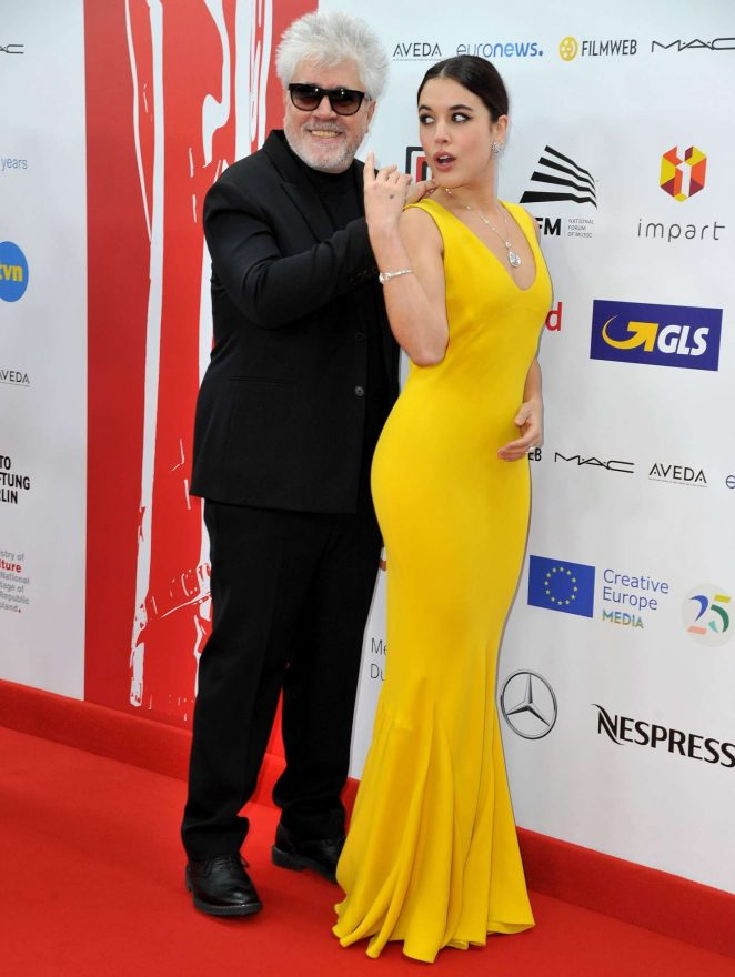 Adriana Ugarte – 29th European Film Awards in Wroclaw GotCeleb