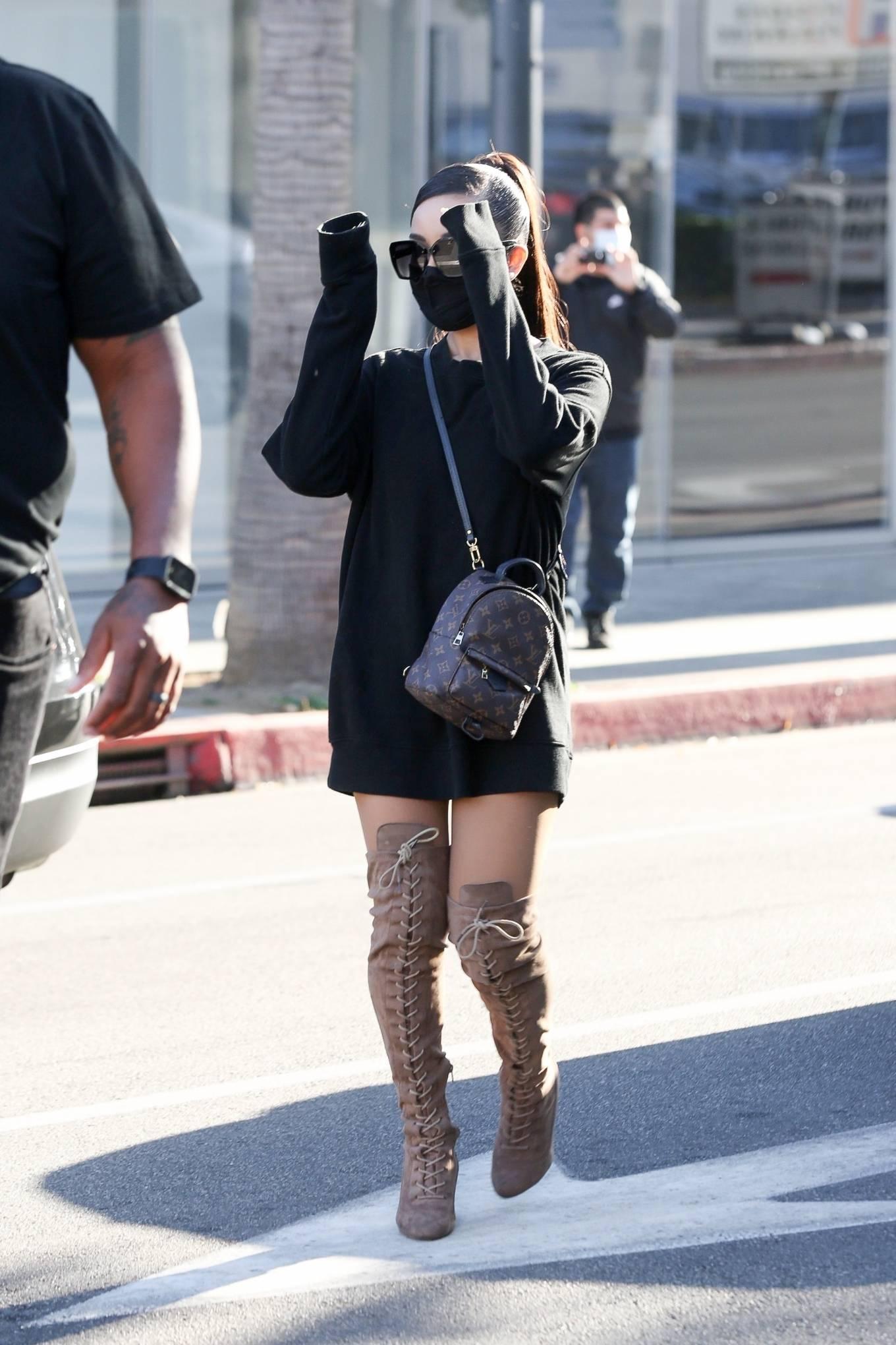 Ariana Grande Candids : ariana, grande, candids, Ariana, Grande, Shopping, Candids, Beverly, Hills-10, GotCeleb
