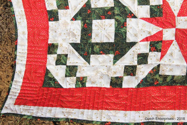Mystery Quilt 2018 Close