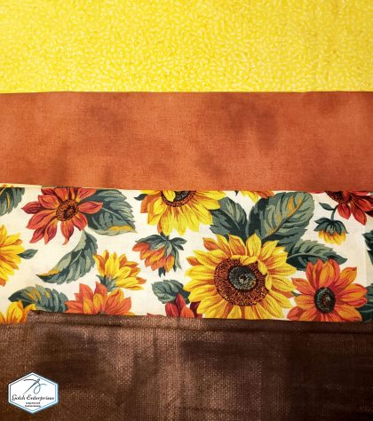 Sunflower Fabric