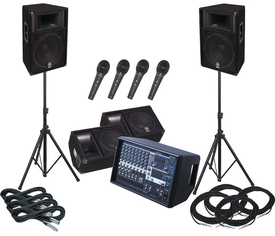 small stage pack