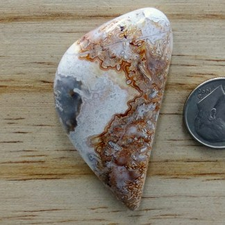 Crazy Lace Agate Gemstone