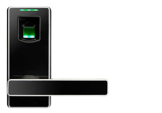 ZK Access stand alone RFID Fingerprint door lock