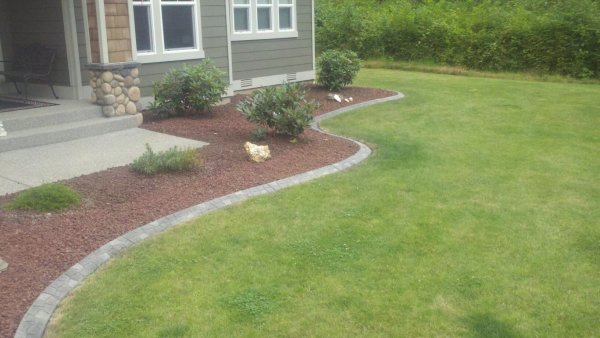 complete landscape edging specialists
