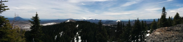 Lunchtime Panorama