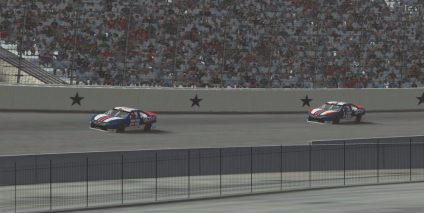 The GOTeam going flat-out at the Texas speedway!
