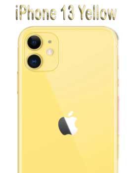 NEW-Iphone-13-Yellow