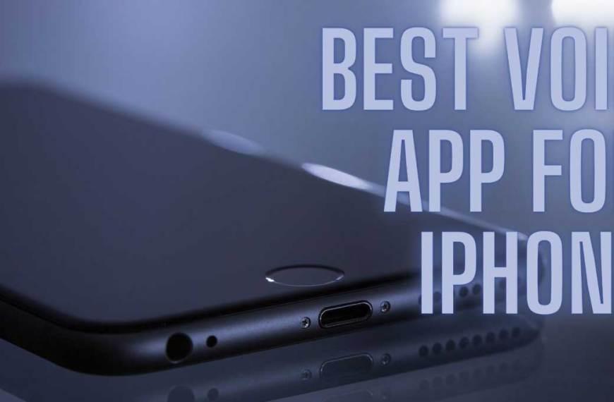 Top 10 Best VOIP APP for iPhone In 2021