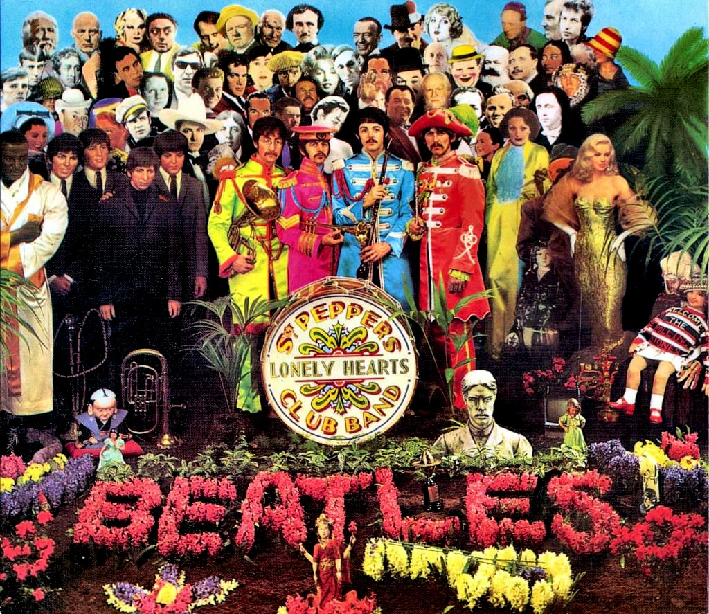 Sgt Pepper's Lonely Hearts Club Band (1967)