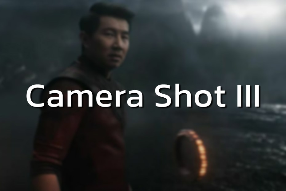 Camera Shot III