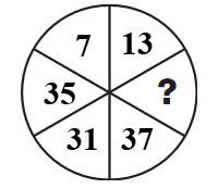 Number Puzzle Quiz Online Game 1 with Answers Math Logical