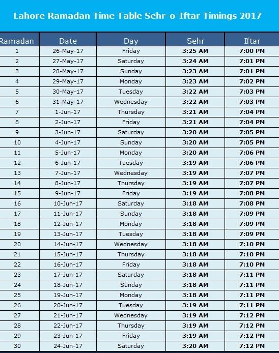 Image Result For Ramadan Calendar Time