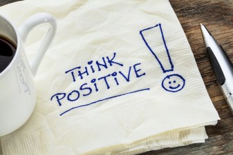 Positive thinking for CSS and PMS