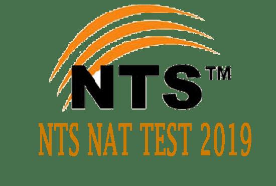 NTS NAT Test Schedule 2021 Apply Online Test Preparation