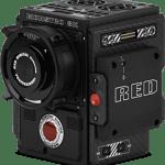 RED Monstro 8K VistaVision kamerapakke
