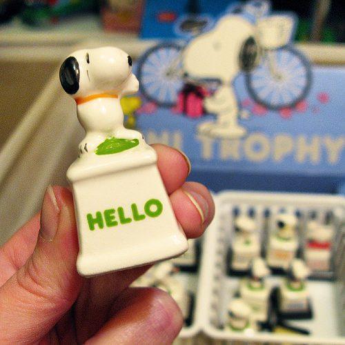 Snoopy Checks photo