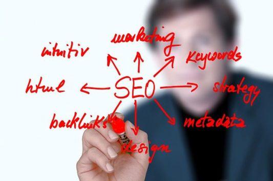 Search Marketing photo