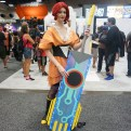 Amazing Red from Transistor